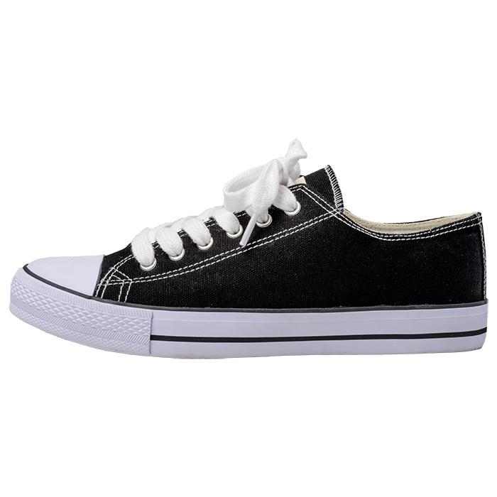 Barron Canvas Lace Up Shoe Sf006