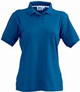 Slazenger Crest Ladies Golf Shirt