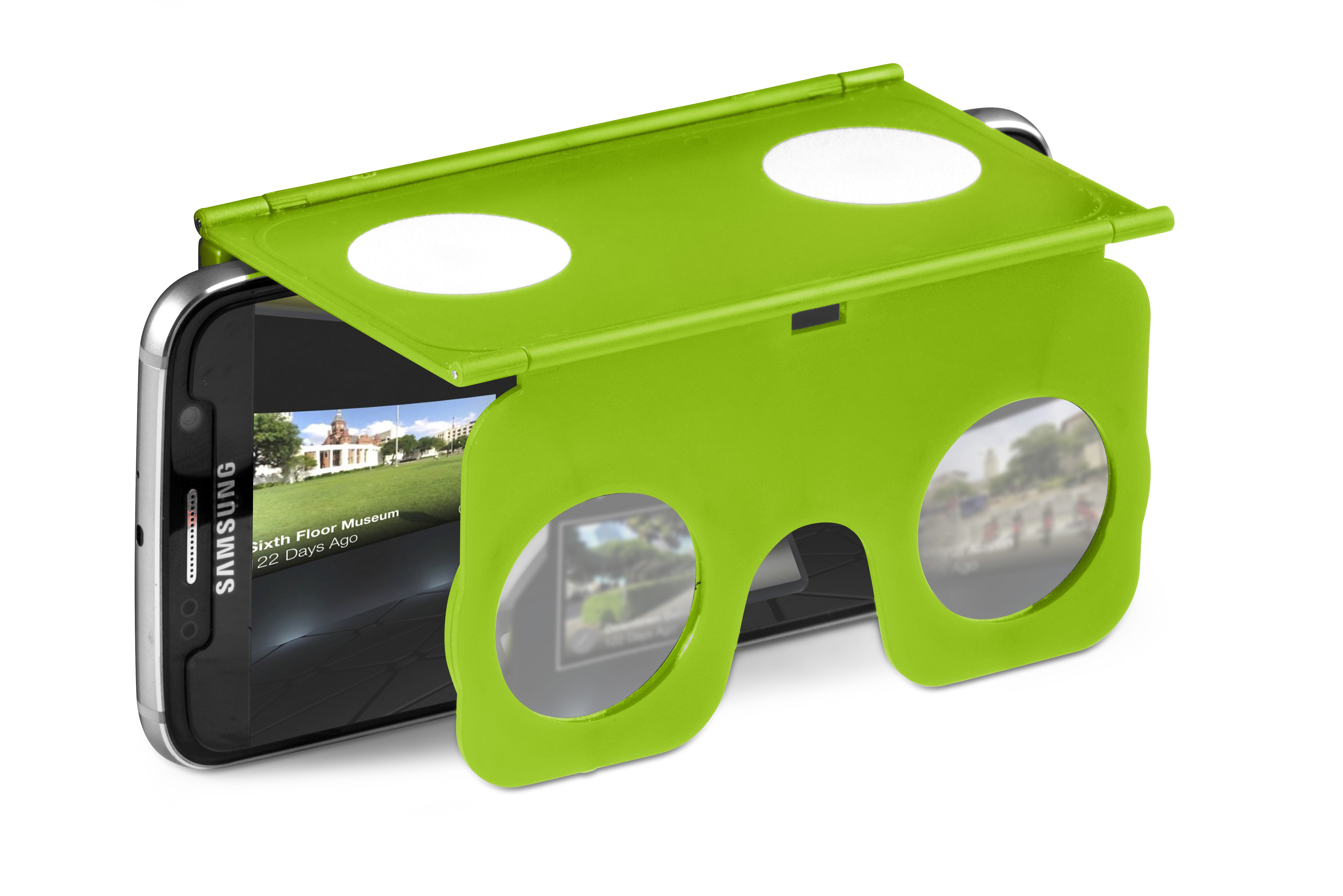 Optix Vr Glasses - Lime